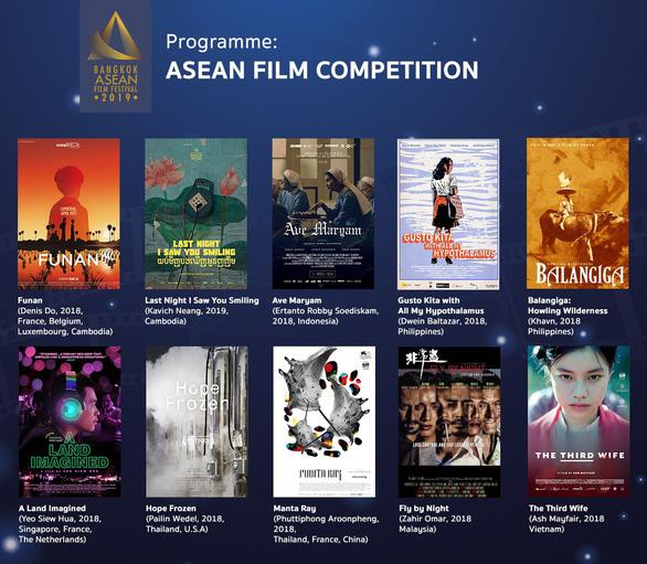 Đạo diễn Phan Đăng Di làm giám khảo Liên hoan phim Bangkok ASEAN - Ảnh 2.