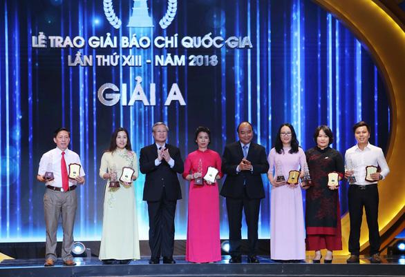 Thủ tướng Nguyễn Xuân Phúc: Thông tin tích cực phải là dòng chủ lưu - Ảnh 3.