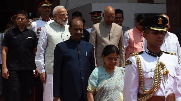 """Ấn Độ có riêng bộ trưởng mới lo """"việc nước"""" - Ảnh 1."""