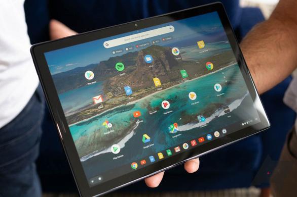 Google đã dừng sản xuất máy tính bảng - Ảnh 1.