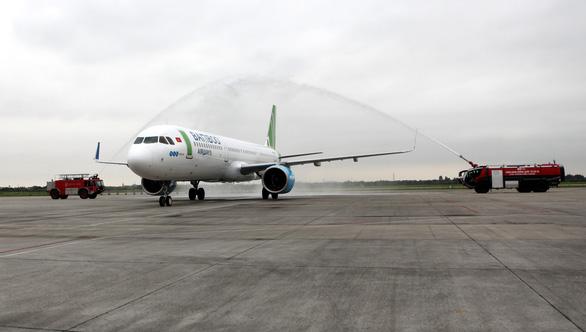 Bamboo Airways được phép tăng từ 10 lên 30 máy bay đến năm 2023 - Ảnh 1.