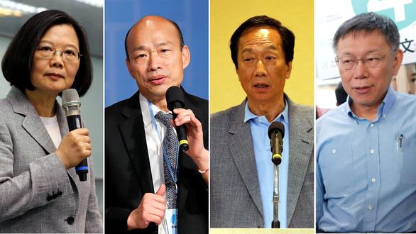 Nhìn gương Hong Kong, giới chính trị Đài Loan giữ khoảng cách với Bắc Kinh - Ảnh 1.