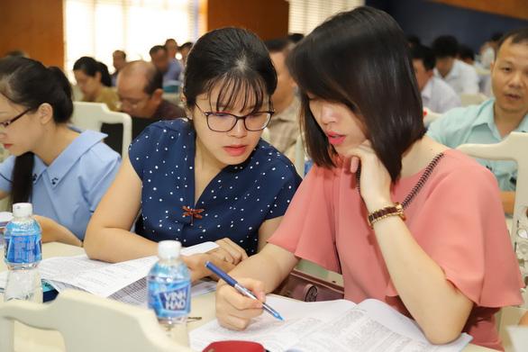Thi THPT quốc gia 2019: Các trường đại học đã sẵn sàng - Ảnh 1.
