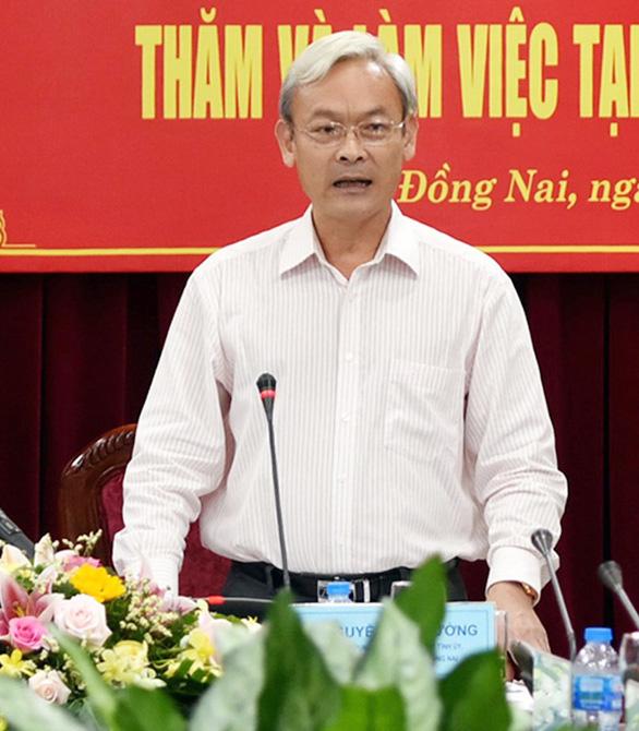 Bí thư Tỉnh ủy Đồng Nai nói về vụ giang hồ vây xe chở công an - Ảnh 1.