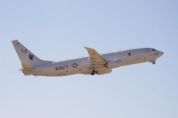 Máy bay chở 35 người của Mỹ suýt bị Iran bắn? - Ảnh 1.