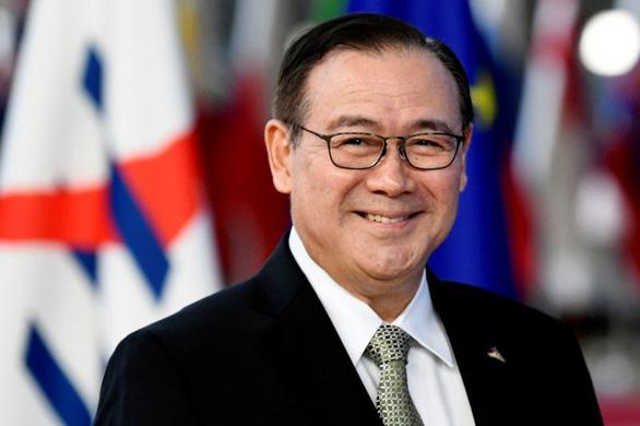 Philippines bác đề nghị điều tra chung vụ đâm tàu của Trung Quốc - Ảnh 2.