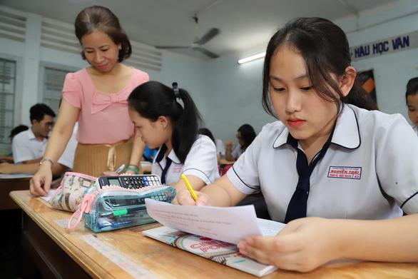 TP.HCM bố trí 111 điểm thi cho 71.000 thí sinh thi THPT quốc gia - Ảnh 1.