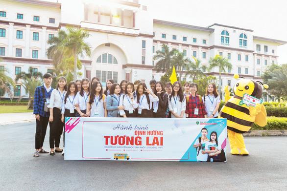 Giáo dục khai phóng: Giá trị cốt lõi của ĐH Hoa Kỳ trên đất Việt - Ảnh 1.