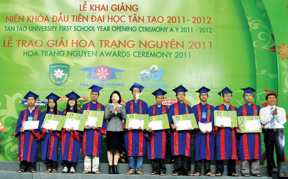 Giáo dục khai phóng: Giá trị cốt lõi của ĐH Hoa Kỳ trên đất Việt - Ảnh 2.