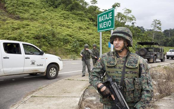 Sinh nghề tử nghiệp - Kỳ 3: Chuyến đi cuối cùng của Javier Ortega - Ảnh 3.