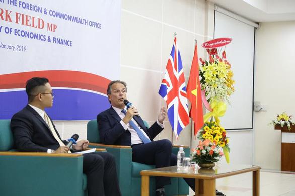 Những bước tiến trên lộ trình quốc tế hóa giáo dục của UEF - Ảnh 5.