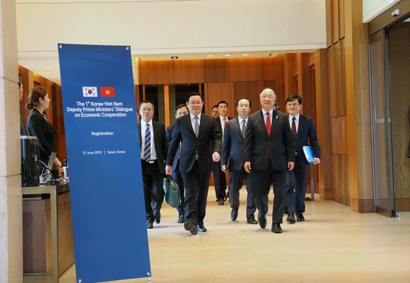 Việt Nam - Hàn Quốc xây dựng con đường hợp tác mới - Ảnh 1.