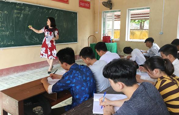 Hà Giang, Sơn La, Hòa Bình  chuẩn bị thi THPT quốc gia ra sao? - Ảnh 1.