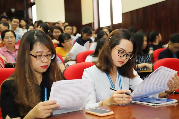 20.000 người phục vụ kỳ thi THPT quốc gia ở Hà Nội - Ảnh 1.