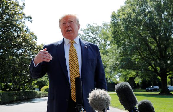 Ông Trump nói 'có thể' gặp ông Putin, chưa nhắc gì tới ông Tập - Ảnh 1.