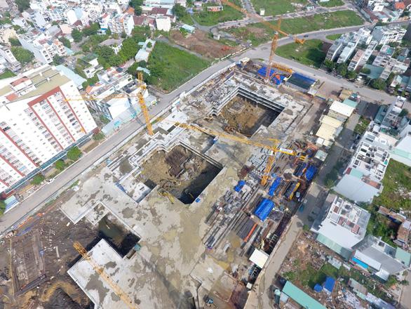 Dự án gần 1.300 căn hộ bị xử phạt do xây trái phép - Ảnh 2.