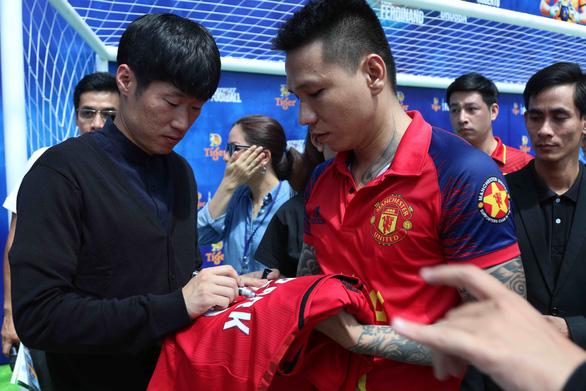 Park Ji Sung: Bóng đá VN có thể học Hàn Quốc để vào tốp đầu châu Á - Ảnh 1.