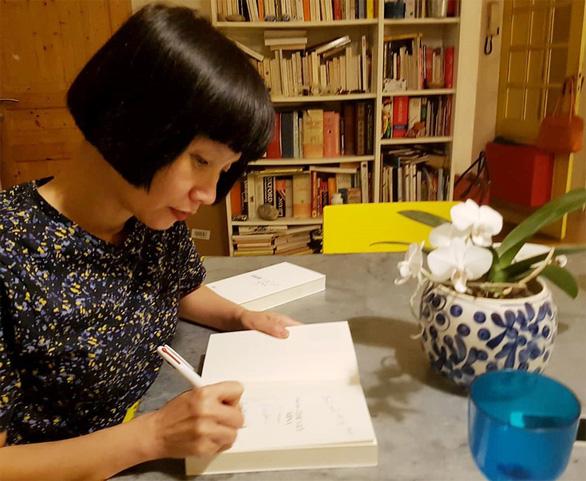 Nhà văn Thuận: Tôi không ham hố hướng dẫn đám đông - Ảnh 1.