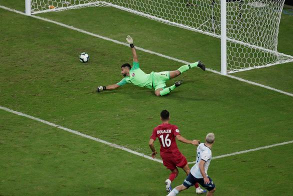 Đá bại Qatar, Argentina vào tứ kết Copa America 2019 - Ảnh 3.