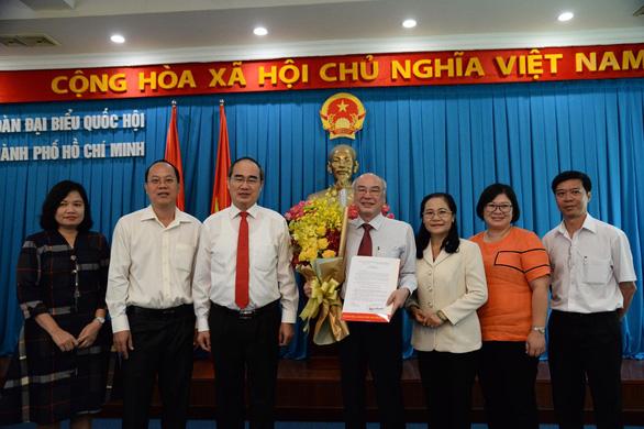 Ông Phan Nguyễn Như Khuê làm trưởng Ban tuyên giáo Thành ủy TP.HCM - Ảnh 2.