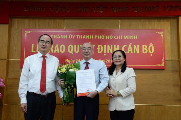 Ông Phan Nguyễn Như Khuê làm trưởng Ban tuyên giáo Thành ủy TP.HCM - Ảnh 1.