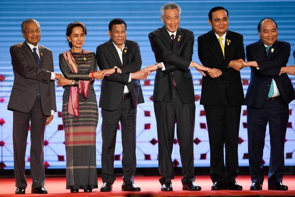 ASEAN đạt bước tiến lớn - Ảnh 1.