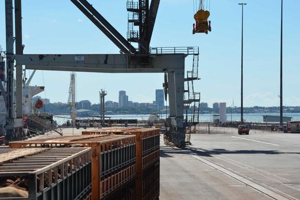 Úc bí mật xây cảng giúp Mỹ kềm chân Trung Quốc - Ảnh 2.