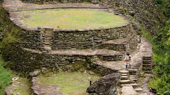 Ciudad Perdida - thành phố cổ còn già đời hơn Machu Picchu - Ảnh 1.