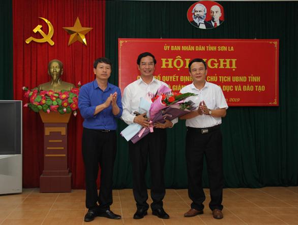 Sở Giáo dục và đào tạo Sơn La có người đứng đầu mới - Ảnh 1.