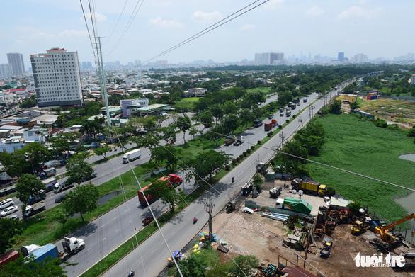 Đóng điện đường dây 220kV Nam Sài Gòn - quận 8 - Ảnh 7.