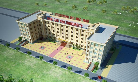 Trường Đại học Nam Cần Thơ  - môi trường đào tạo chất lượng - Ảnh 1.