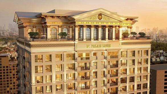 Câu chuyện Tân Hoàng Minh và dự án D'. Palais Louis - Ảnh 1.