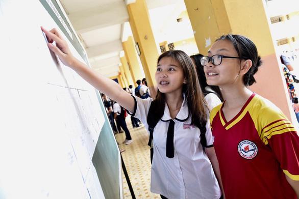 Gần 900.000 học sinh làm thủ tục thi THPT quốc gia, thí sinh lo lắng môn văn và lịch sử - Ảnh 18.
