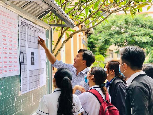 Gần 900.000 học sinh làm thủ tục thi THPT quốc gia, thí sinh lo lắng môn văn và lịch sử - Ảnh 10.