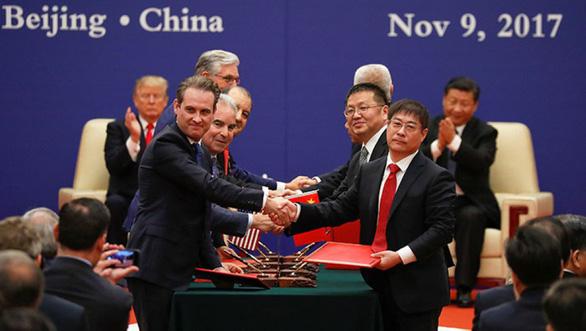 Bang của Mỹ cay đắng chờ hàng chục tỉ đô Trung Quốc hứa đầu tư - Ảnh 1.