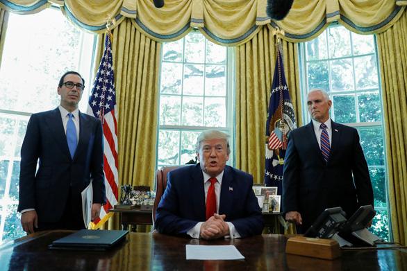 Tổng thống Trump áp thêm lệnh trừng phạt nặng Iran - Ảnh 1.