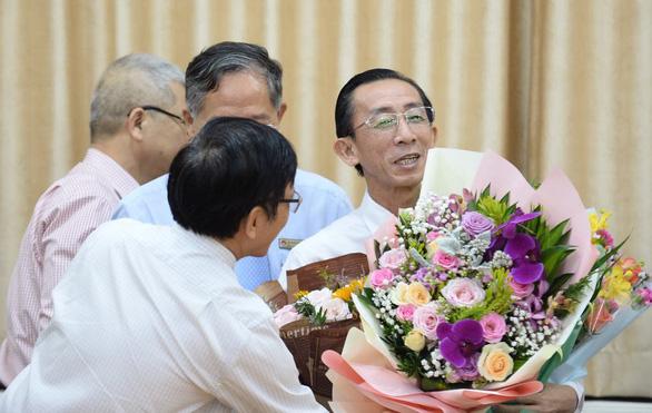 Ông Trần Hoàng Ngân làm viện trưởng Viện Nghiên cứu phát triển TP.HCM - Ảnh 2.