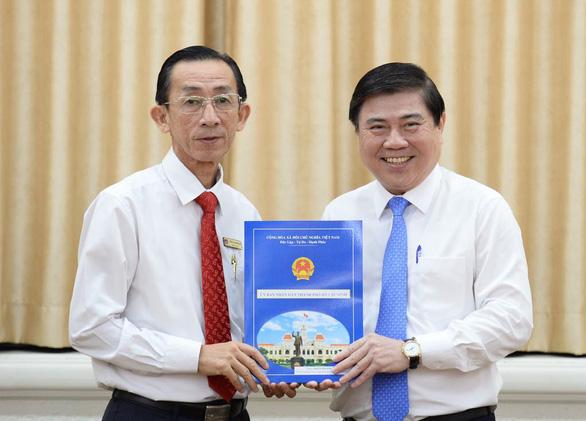 Ông Trần Hoàng Ngân làm viện trưởng Viện Nghiên cứu phát triển TP.HCM - Ảnh 1.