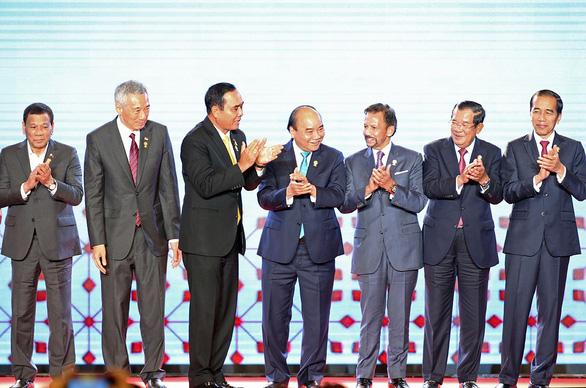 ASEAN vun đắp giá trị cốt lõi - Ảnh 1.
