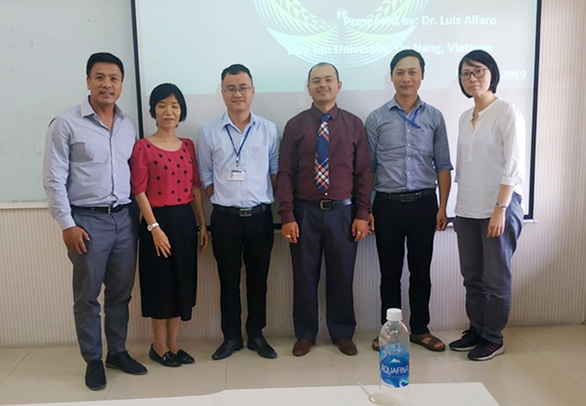 Đại học Duy Tân mở ngành logistics & quản lý chuỗi cung ứng - Ảnh 2.
