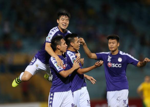 Hà Nội FC đặt mục tiêu vô địch AFC Cup 2019 khu vực Đông Nam Á - Ảnh 1.