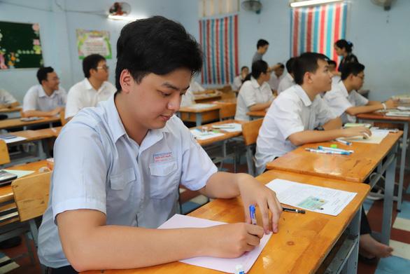 Điểm chuẩn Đại học Hà Nội: Cao nhất 33,85 - Ảnh 1.