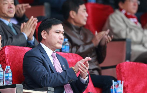 Ai sẽ thay ông Cấn Văn Nghĩa làm phó chủ tịch tài chính VFF? - Ảnh 1.