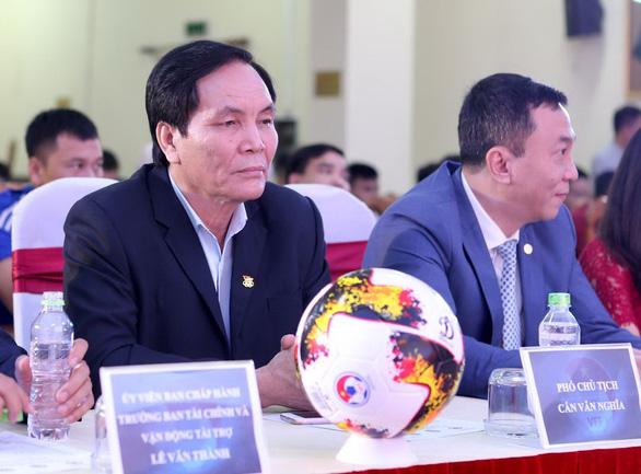 Tìm người thay phó chủ tịch VFF Cấn Văn Nghĩa - Ảnh 1.