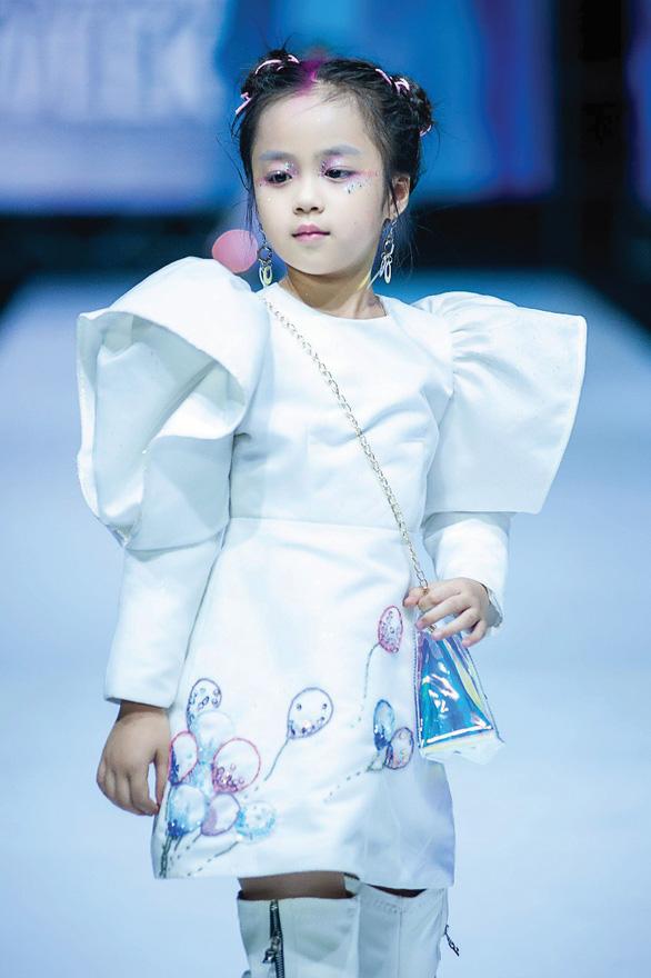 Tài năng nhí IPS tham dự Little Miss Universe 2019 - Ảnh 2.