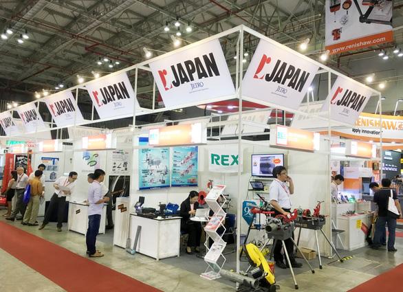 Japan Pavilion tại MTA 2019 - hội tụ doanh nghiệp Nhật - Ảnh 1.