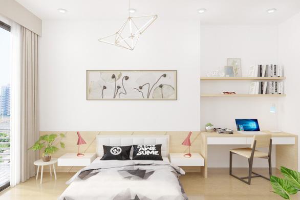 Tư vấn hoàn thiện nội thất căn hộ 3 phòng ngủ với kinh phí 200 triệu đồng - Ảnh 11.