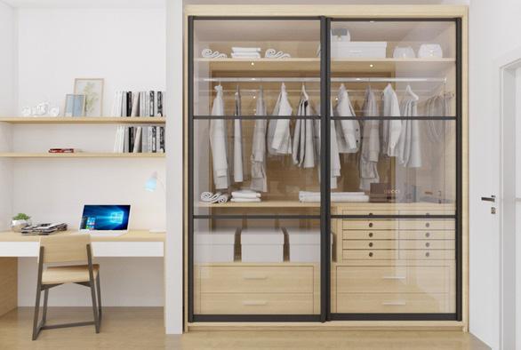 Tư vấn hoàn thiện nội thất căn hộ 3 phòng ngủ với kinh phí 200 triệu đồng - Ảnh 12.