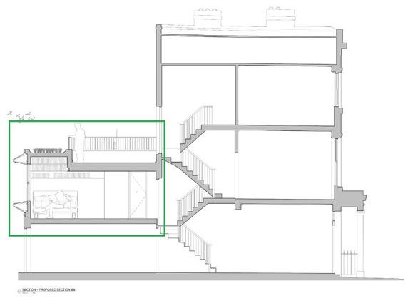Giải pháp cơi nới sân thượng thành phòng làm việc tại gia - Ảnh 13.