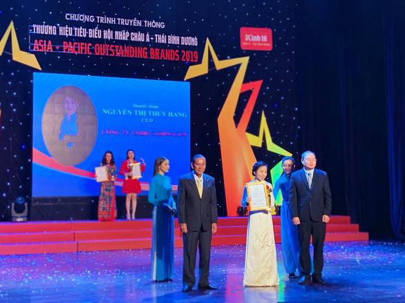 Cashwagon vào top 10 Thương hiệu tiêu biểu hội nhập Châu Á - Thái Bình Dương - Ảnh 3.